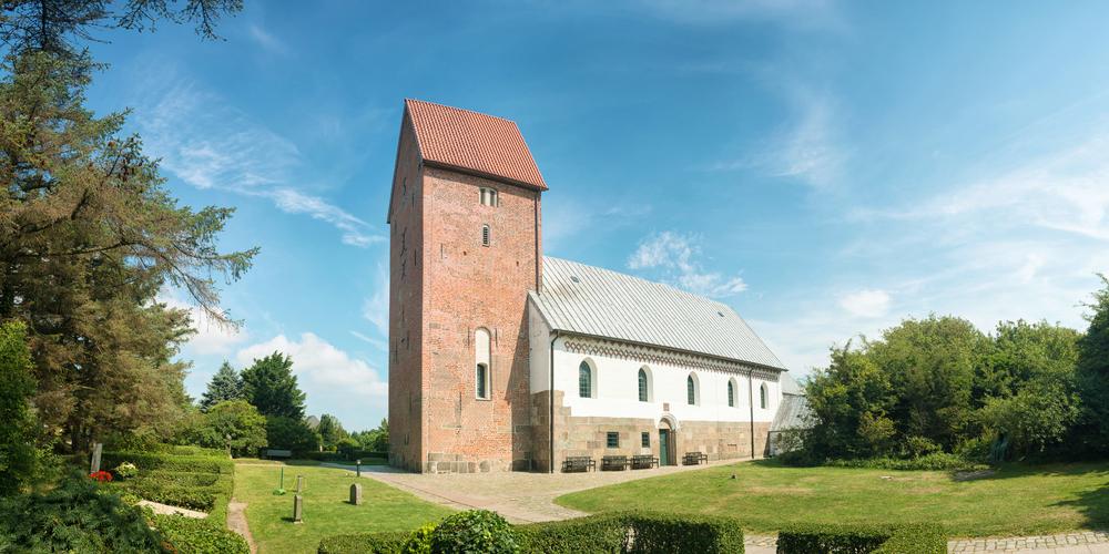 Kirchen auf Sylt