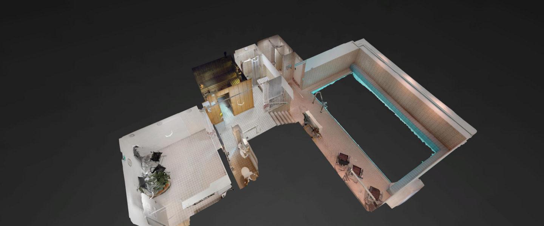 Schloss am Meer App  21  – OG