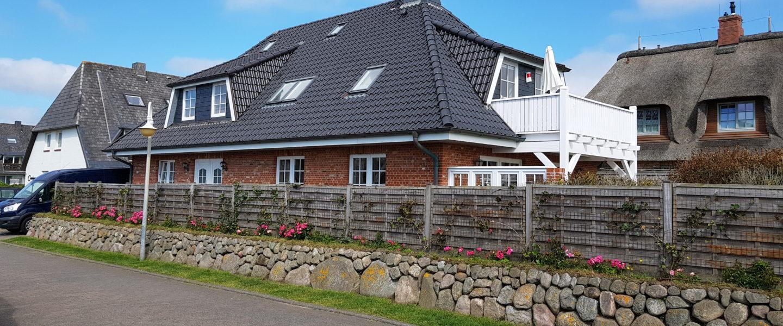 Ferienhaus Bi Strön EG/OG/DG