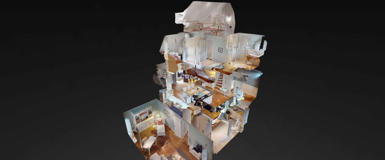 Schottels Huis HT 3 – EG/UG/OG/DG